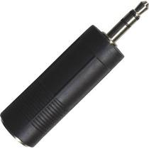 Adaptador De Plug P10 Femea Para Plug P2 Macho Stereo