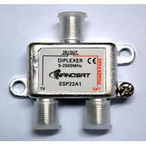 Chave Diplexer Nanosat Ou Proeletric 2x1
