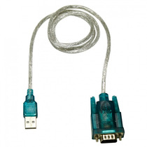 Cabo Adaptador Conversor Usb Serial Rs232 Db9 Notebook Palm