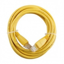 10 Cabos De Rede 1,5 Metros Ethernet Cat-5e Plus Cable