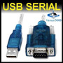 Cabo Serial Usb Conversor Rs232 Usb Gps Garmin Usb
