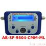 Localizador De Satélite Digital Finder Ab-sf-9504 - Ótimo!