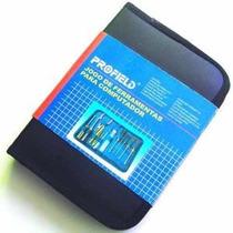 Jogo Kit De Ferramentas P/ Manutenção De Computador 13pcs