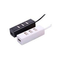 Mini Hub Usb 4 Portas 2.0 P/ Desktop, Pc, Notebook, Tablet