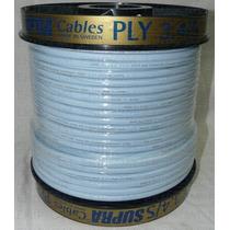 Cabo Para Caixa Acustica Supra Cable Ply 3.4s - 5 Metros -