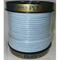 Cabo Para Caixa Acustica Supra Cable Ply 3.4s