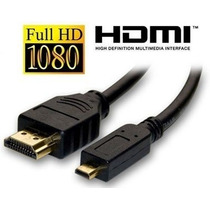 Cabo Micro Hdmi X Hdmi P/ Sony Action Cam As100 As15 As30v