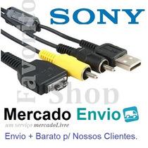 36* Cabo Vmc-md1 Camera Sony Cyber-shot Dsc-h10 Dsc-h3