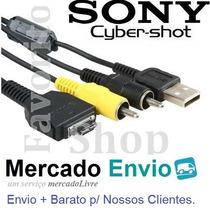36* Cabo Vmc-md1 Camera Sony Cyber-shot Dsc-w50 Dsc-w50kit1