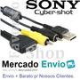 36* Cabo Vmc-md1 Camera Sony Cyber-shot Dsc-w55 Dsc-w55/b