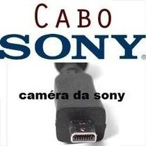 Cabo Usb Sony Uc-e6 Dsc W180 W190 W310 W320 S W330