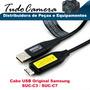 Cabo Usb Succ3 Samsung Wb610 Wb690 Wb700 Cl5 Cl80 Sh100 I100