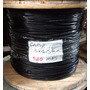 Cabo Flexível 3x1,5mm 1kv Pvc Preto (metro)