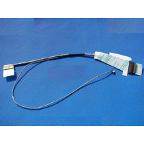 Cabo Flat Lcd Dell Inspiron 3421 / 5421/ 3437/ 5437