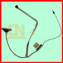 Cabo Flat Hp Pavilion Dm4 Dm4-1000 Lcd Cable 6017b0262701 18