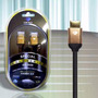 Diamond Gs-3020 Cabo Hdmi 2.0 4k 1,8m Ethernet Linha Gold