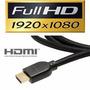 Cabo Hdmi 1.4 3 Mts Full Hd 1080p 3d Aiwa Cce Epson Lg Sony
