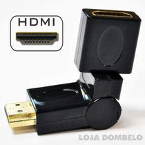Adaptador Hdmi Conversor Extensao Para Cabo Hdmi 15 Metros