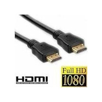 Cabo Hdmi 1.8 Metros Fullhd 1080p Ps3 Tv Dvd Home Xbox Pc...