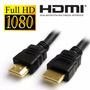 Cabo Hdmi 1.4 High Speed Full Hd 1080 4k Tv 3d Com 2 Metros