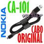 Cabo Usb De Dados Nokia Ca-101 Original Slide Fold Classic
