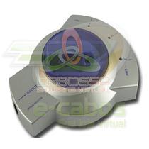 Switch Optico Toslink 3x1 Chaveador Cabo Ótico Bi-direcional