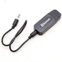 Receptor Bluetooth Usb Para Saida Auxiliar P2 Carro Som
