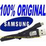 Cabo Dados Usb Samsung Original C3330 C3520 Dois Tres Chips