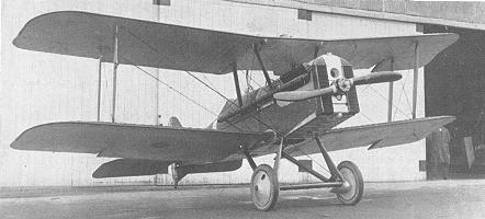 Caça Inglês Da Primeira Guerra S. E. 5a - Kit Revell 1/72