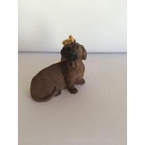 Basset / Dachshund - Chaveiro Marrom Dog * Frete Grátis *