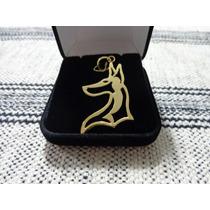 Dobermann Confecção Artesanal Prata Ou Folheados A Ouro