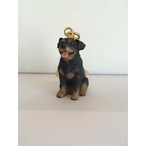 Rottweiler Chaveiro - Black - Toymport Dog * Frete Grátis *