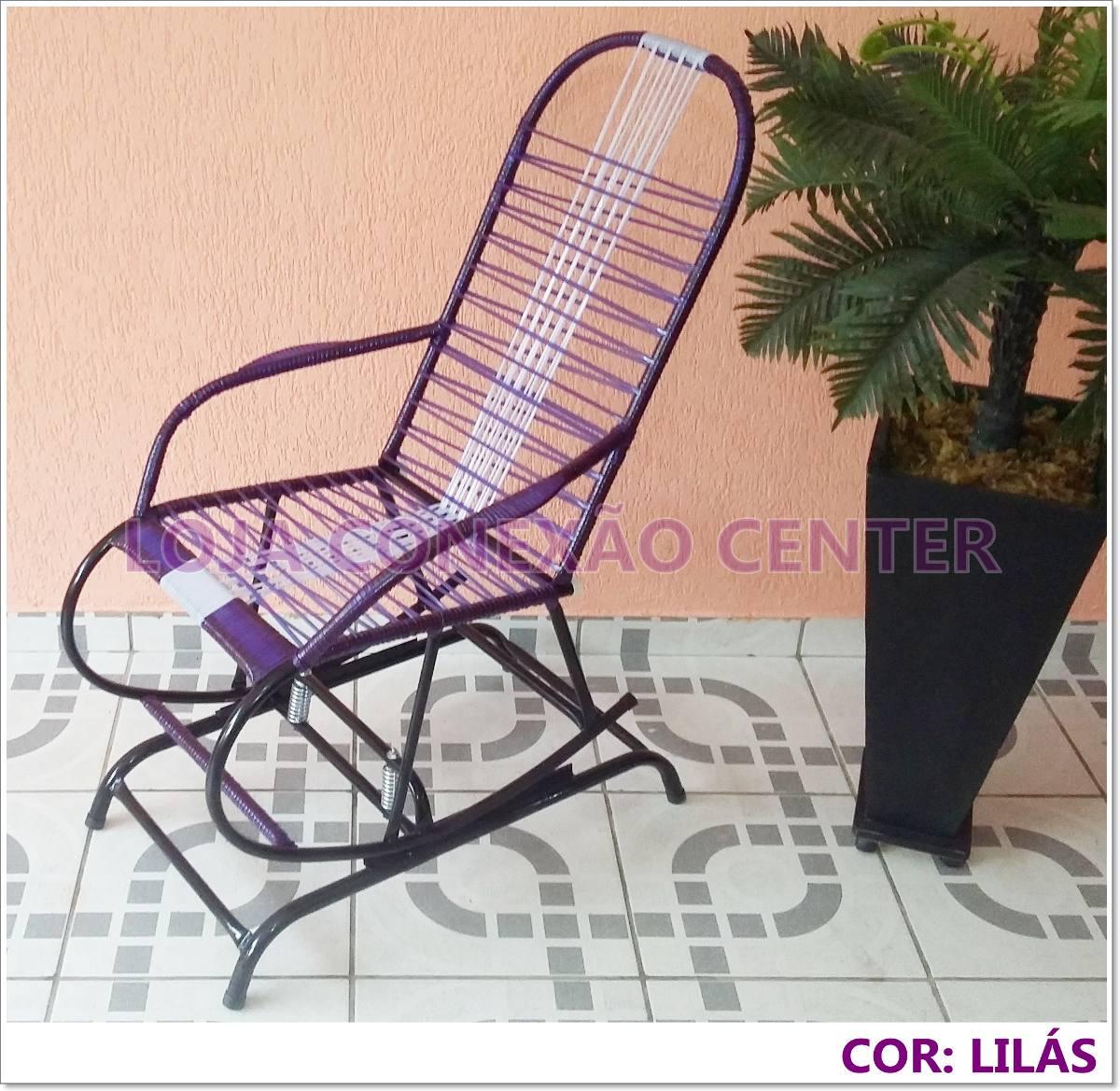 Cadeira De Balanço R$ 149 90 no MercadoLivre #995632 1200x1169