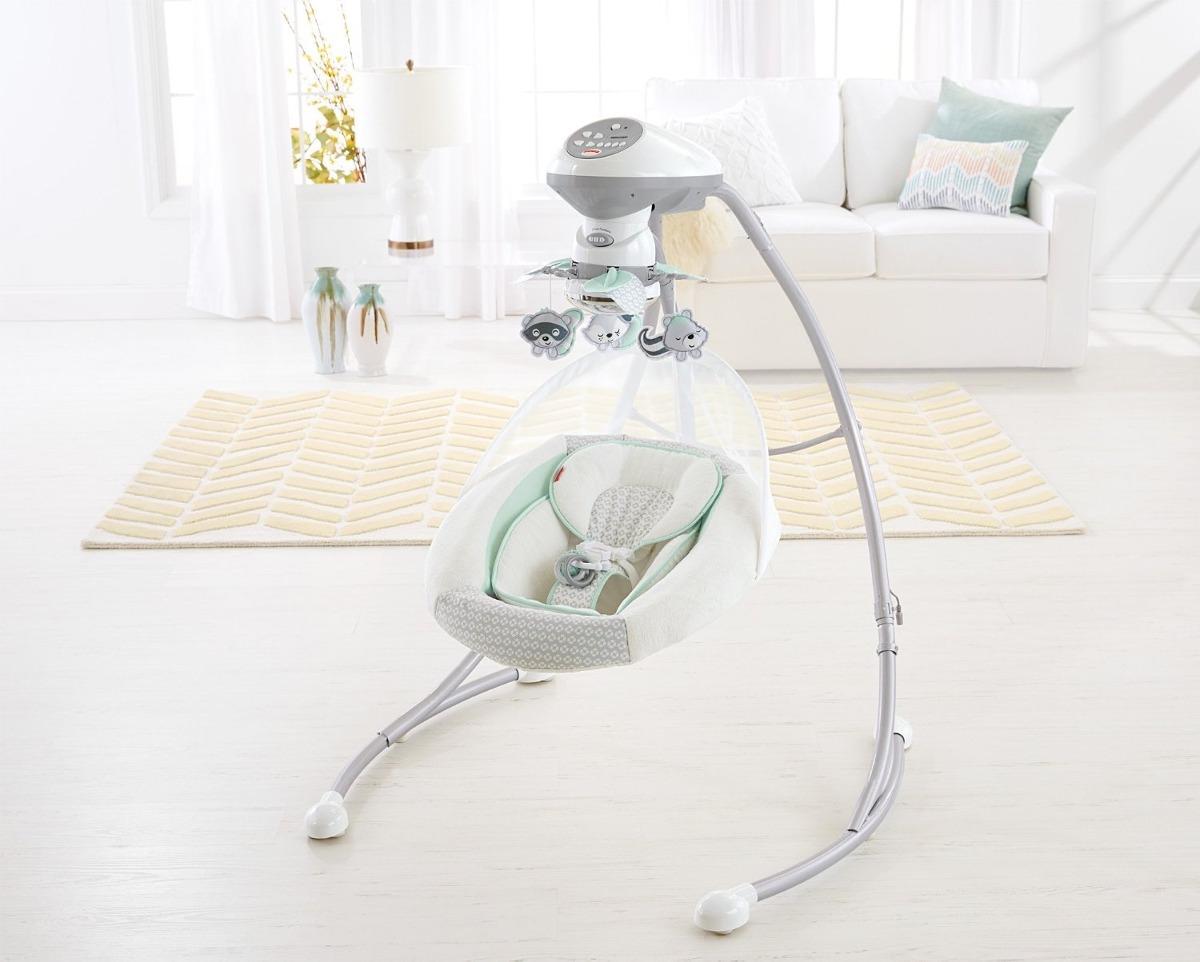 Cadeira De Balanço Para Bebê Fisher price Moonlight Meadow R$ 1  #8A7241 1200x962