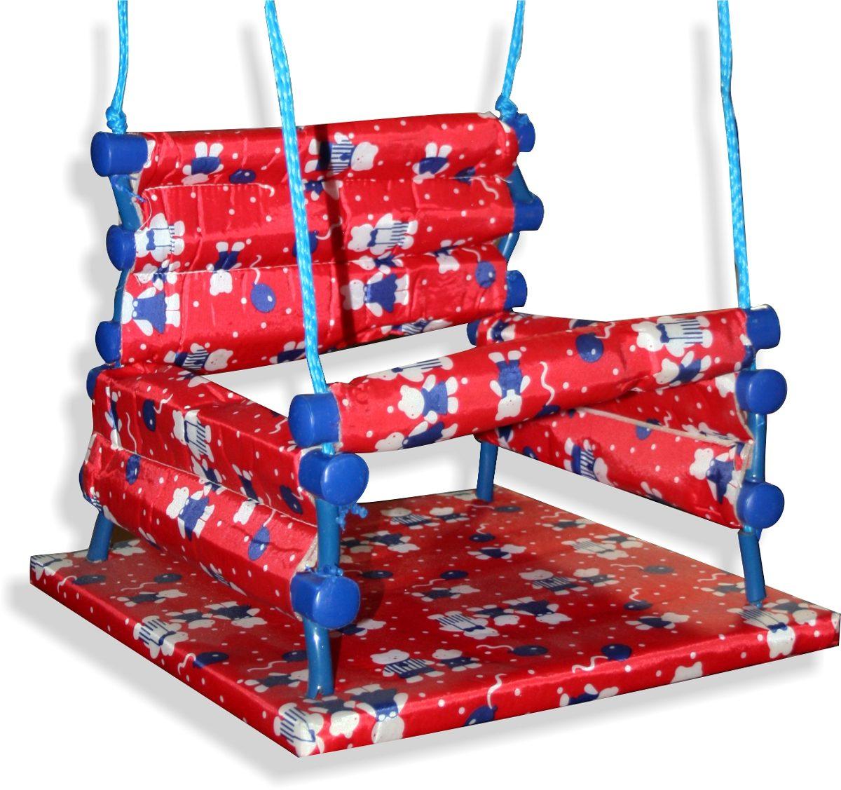 Cadeira De Balanço Para Crianças Em Madeira E Tecido R$ 29 90 no  #B71429 1200x1127