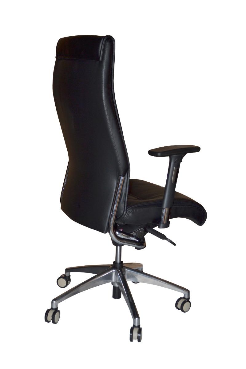 Cadeira De Escritorio Presidente Couro Pu Preta 8028h 3 Relax Pictures ...