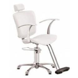 Cadeira salão cabelereiro hidráulica reclinável lúmia