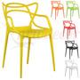 Cadeira Allegra Pp Ana Maria Braga - Cadeira Philippe Starck