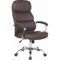Cadeira Presidente Prime Alto Padrão Couro Sintético -