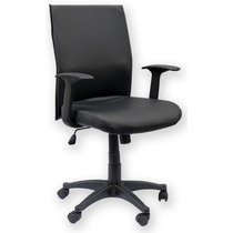Cadeira Office Manager! Ergonomia, Conforto E Resistência!
