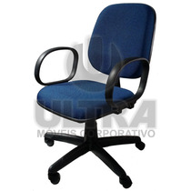 Cadeira Giratória Diretor Com Relax Com Braço Corsa