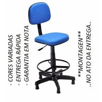 Cadeira Caixa Alta - Entrega E Montagen Pro Rio E Grd Rio.