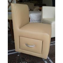 Cadeira De Manicure Para Salão De Beleza