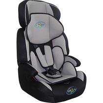 Cadeira Para Automóvel - Preta E Cinza - 9 A 36kg - Baby Sty