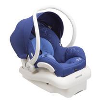 Bebê Conforto Maxi Cosi Mico - Azul C/ Suporte Branco