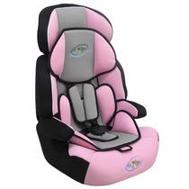 Cadeira Para Auto Baby Style 9 A 36kg Cometa Rosa