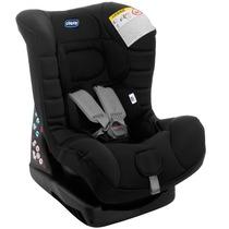 Cadeira Para Auto Eletta Reclinavel Conf Black 18kg Chicco