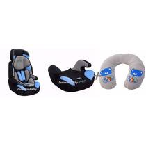 Cadeira Auto Poltrona Carro Bebe 9 A 36 Kg +protetor Pescoço