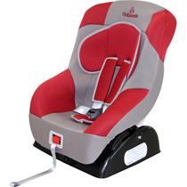 Cadeira Para Carro Maximus Cinza Vermelho Galzerano