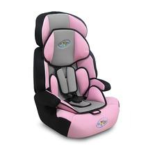 Cadeira Para Auto 9 À 36kg Rosa - Modelo Cometa